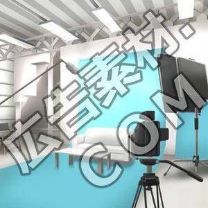 スマホ広告向け背景画像:人気芸能人が使う撮影場