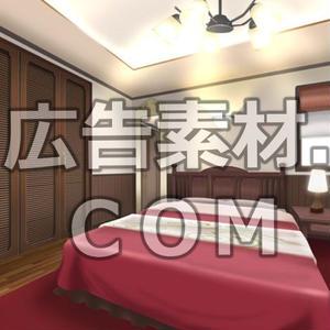 スマホ広告向け背景画像:ベットルーム