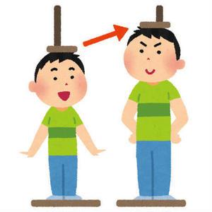 子供の低身長改善法「運動で身長を伸ばす」記事テンプレ!(1500文字)