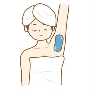女性のセルフ脱毛「ワキを脱毛する方法」記事テンプレート(2800文字)