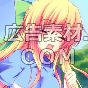 ニコニコ動画やゲーム雑誌で話題となった3年の女子高校生キャラスチル画像6(1枚絵)
