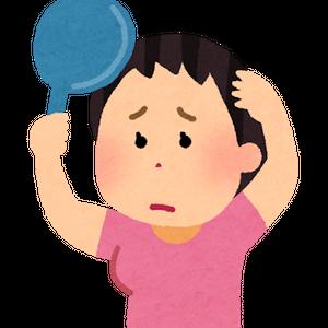 「ダイエットの副作用で抜け毛となるって本当?」記事テンプレート(1300文字)