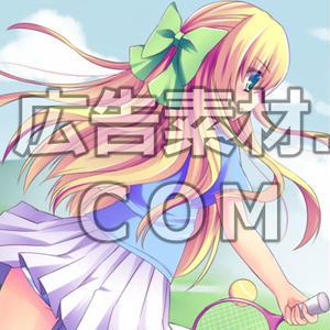 ニコニコ動画やゲーム雑誌で話題となった3年の女子高校生キャラスチル画像2(1枚絵)