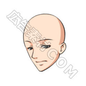 男性の「顔」6