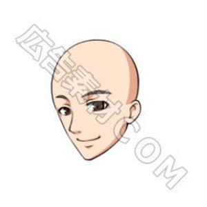 男性の「顔」13