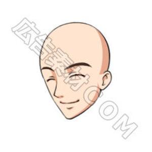 男性の「顔」14