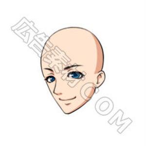 男性の「顔」12
