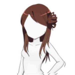 女性のヘアースタイル17