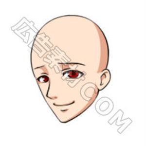 男性の「顔」24