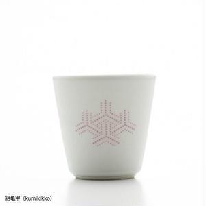 YOnoBI 磁器カップ【H-KOMON】pink