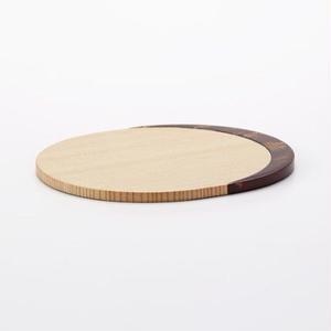 Tomioka 樺細工プレート【SLIDER】circle