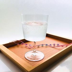 TIME & STYLE ウォーターグラス【RAISIN】water