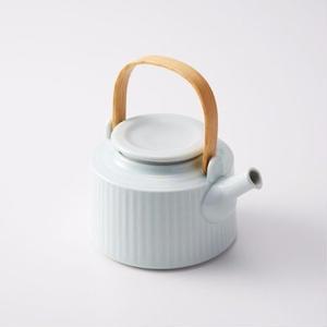 Hasegawa ceramic studio 磁器ティーポット【SHINOGI】