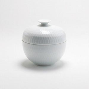 224 porcelain 磁器蓋物【DAIYABORI】