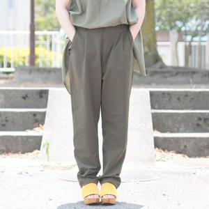 ※サイズ3のみとなりました※*ユニセックス*KAFIKA★カフィカ★OUBLE CLOTH LOUNGE PANTS(kfk128)