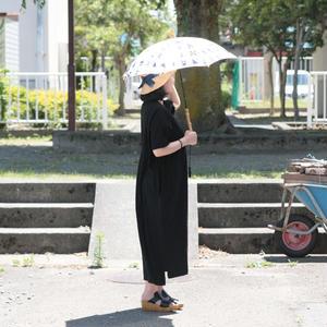 *goods*傳 tutaee★つたえ★ツタエノヒガサ きつねのたすき(カクカク紺)