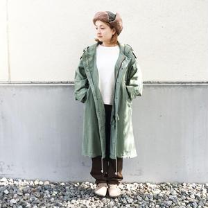 *メンズ&レディース*MASTER&Co★マスターアンドコー★ワイドシルエット モッズコート