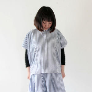 Kelen★ケレン★ ストライプ ボーダー ブラウス Inka Stripe(LKL18HBL10)