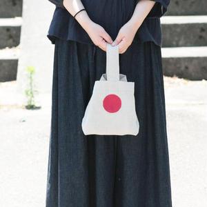 ※完売しました※*goods*【h】yumi sakurai★(アッシュ)ユミサクライ★丸一つトート