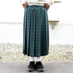 "Kelen★ケレン★チェックプリーツスカート""Roz   Check""(LKL18WSK2)"