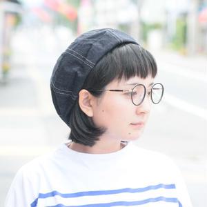 goods*HIGHER★ハイヤー★デニムベレー