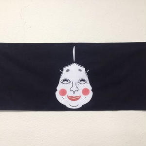cu3★tutaee,15jyugo★手ぬぐい(おかめ)