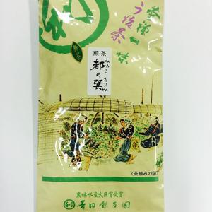 宇治煎茶 都の巽 100g袋