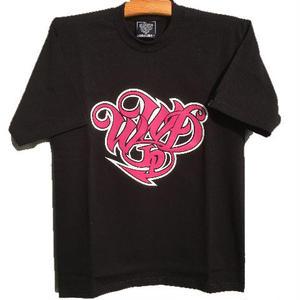 WILDWESTDAYS  .T / JP (Heavy Weight) (Black / Pink)