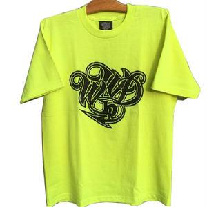 WILDWESTDAYS  .T / JP (Heavy Weight)(neon yellow / black)