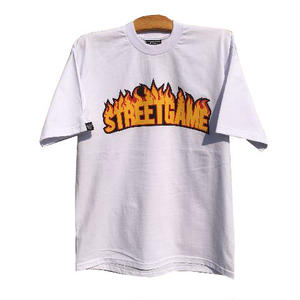 STREETGAMEWWD.T / SGFIRE(Heavy Weight) (white / yellow)