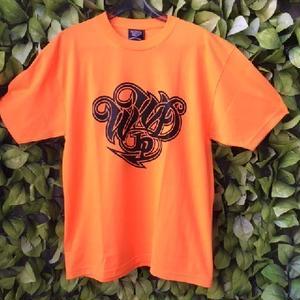 WWD.T / JP (neon orange / black)