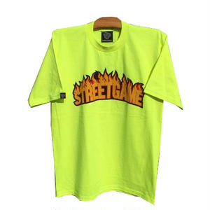 STREETGAME.T / SGFIRE (Heavy Weight)(neon yellow / dark yellow)