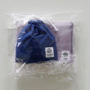 【GIFT】UKIHAハンドタオル&SOAPセット | 9015-9018