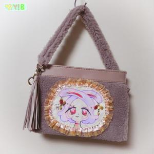 【委託販売】バニーちゃんの憂鬱 ハンドバッグ