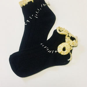 mysocks [YAKA] ブラック