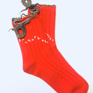 mysocks [YAKA] レッド