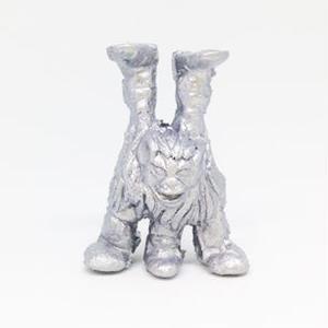 妖怪レスラー・ブエルマン(銀)プラスチック人形