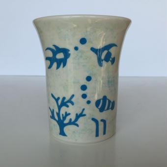 【陶工房 楼蘭】フリーカップ