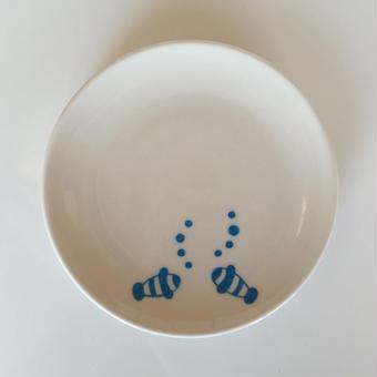【陶工房 楼蘭】平皿