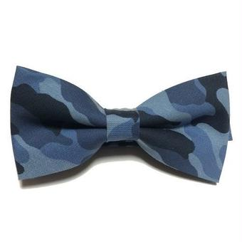 【Royal Straight Flush】BOWTIE BLUE CAMOUFLAGE
