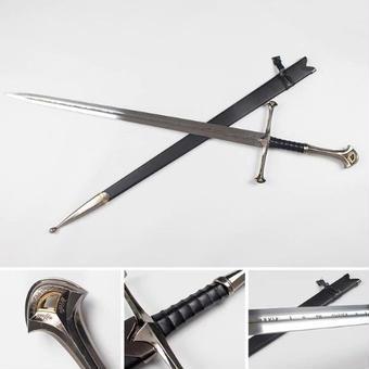 【送料無料!】Long Sword 132cm 2.6kg コスプレ イベント ゲーム 小道具 コレクション  ギフト プレゼント