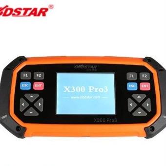 【送料無料!】OBDSTAR X300 PRO3 スタンダードバージョン 走行距離計 オドメーター 修正 ツール キープログラマー イモビライザー スマートキー