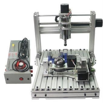【送料無料!】 CNC3040 5軸 フライス ルーター DIY USBポート ER11 ボールねじ