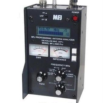 【送料無料!】MFJ-269C PRO アマチュア無線 アンテナアナライザー SWRアナライザー