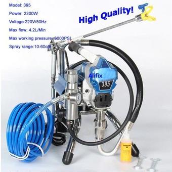 【送料無料!】高圧スプレーマシーン 塗料噴霧器 塗装 4.2L 業務用 工業 プロ