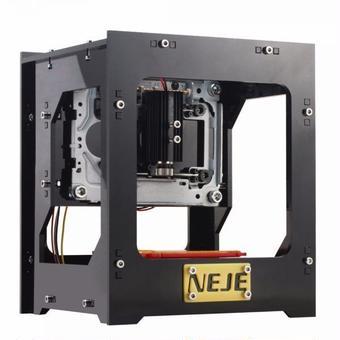 【送料無料!】1000mw レーザー彫刻機プリンタボックス  DIYレーザー彫刻機Windows 7 / XP / 8/10対応