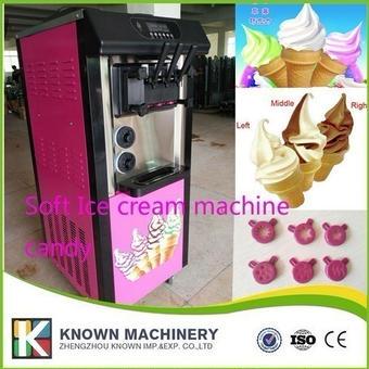 【送料無料!】アイスクリームメーカー 業務用 商業用 20L 110V