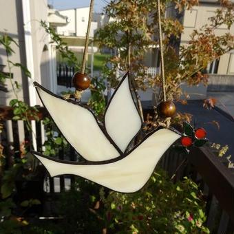 白い鳥 A