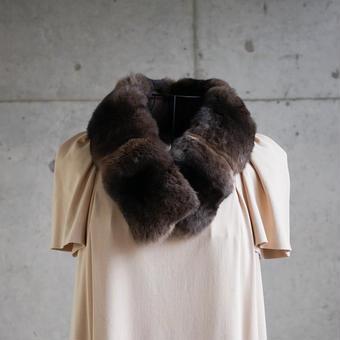 Akurarobe  fur チンチラタイ chocholat ショコラ