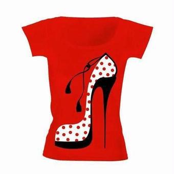 Flamenca zapato Lunares